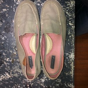 Sperry Top Sider Zuma Canvas Loafers